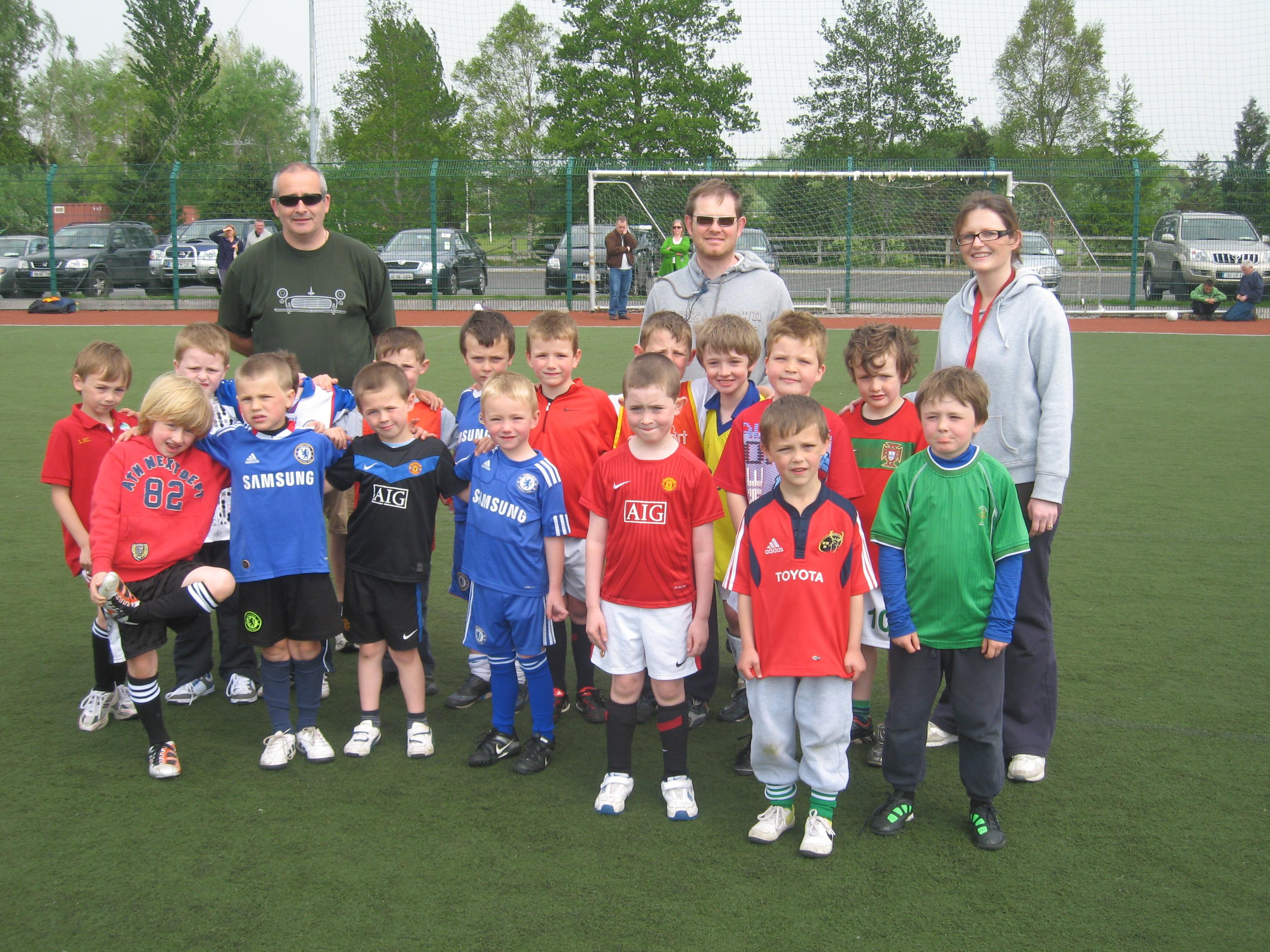 2011 Coaching group