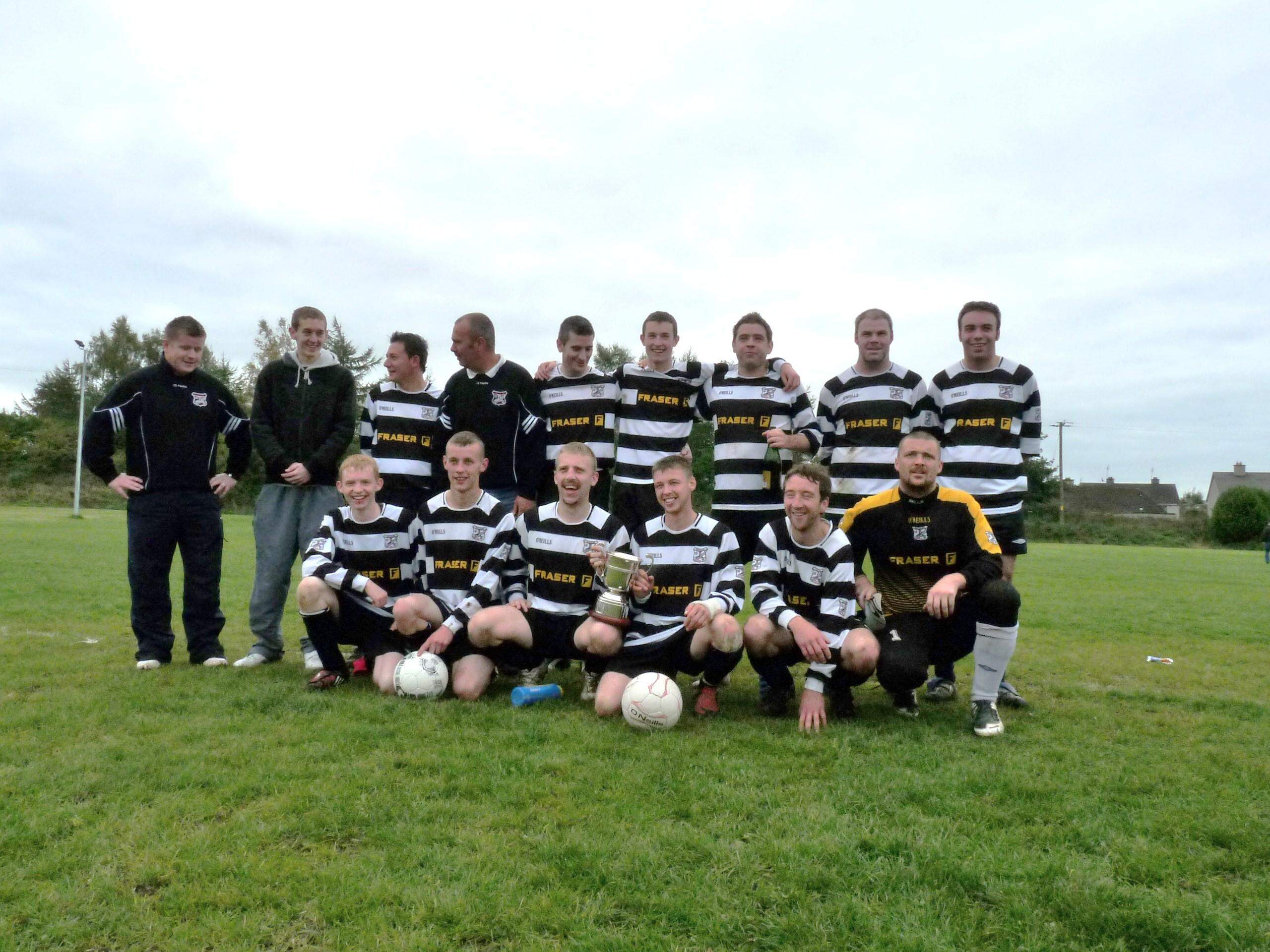 2nd team Cup Winners 2010
