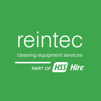 Reintec cleaning equipment services, part of HSS Hire.